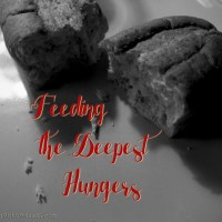 Feeding the Deepest Hungers