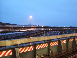 Broadway Junction Elevated Evening Views (4)
