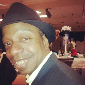 My brother Stephen Palmer with his Frank Sinatra style hat! What a Cool Dude!