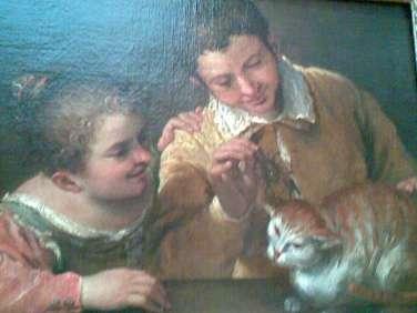 2 children Cat-CARRACI