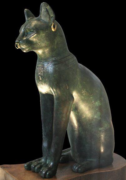 Bastet Egyptian Cat Goddess