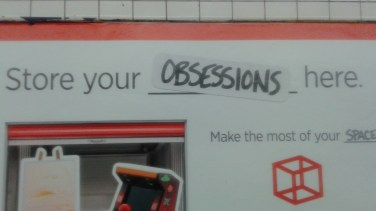 Store Your Obsessions in a Cube