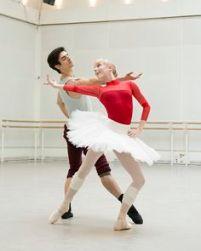 Sarah Lamb, the Royal Ballet