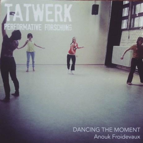 dancing the moment tatwerk flyer