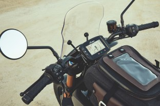 Indian FTR 1200 Tour collection
