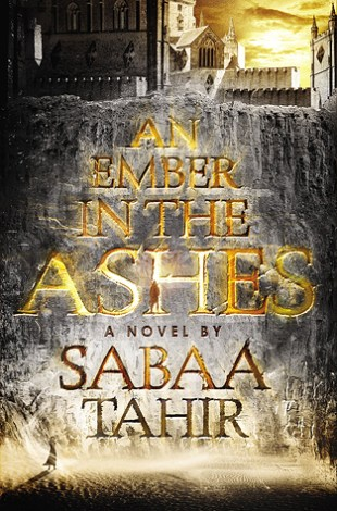 an ember in