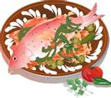 Ocean fish 1 or 2 times/wk = good protein & omega 3 fat