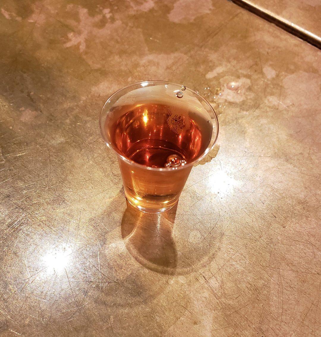Moonshine Tasting Cup