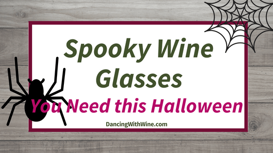 Spooky Wine Glasses You Need this Halloween