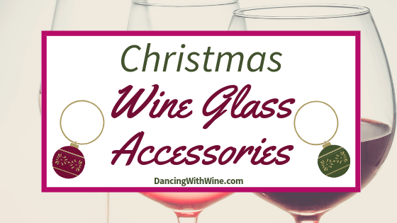 Christmas Wine Glass Accessories