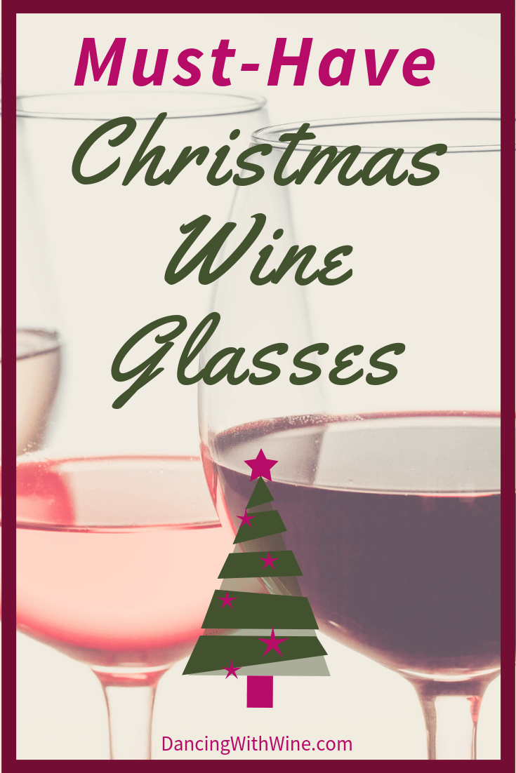 Must-Have Christmas Wine Glasses