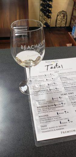 Beachaven White Wine