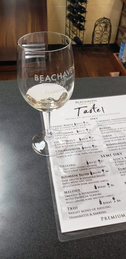Beachaven White Wine