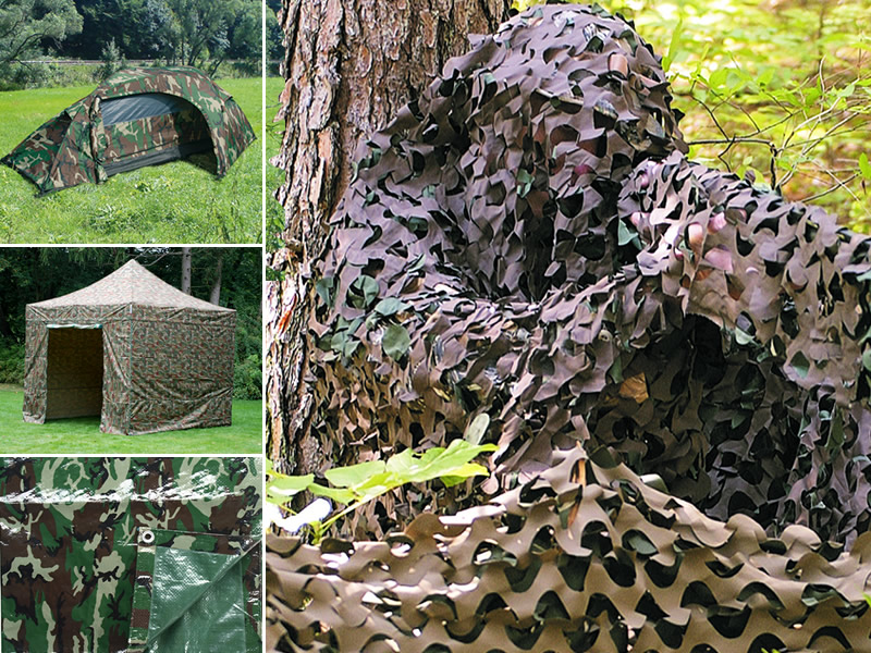 Camouflage products