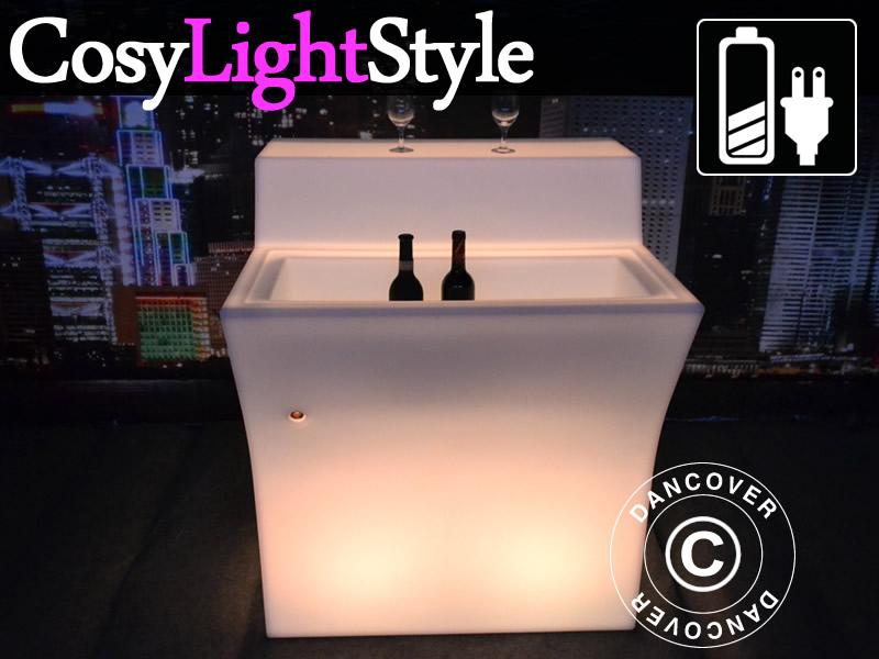 LED furniture for professionals