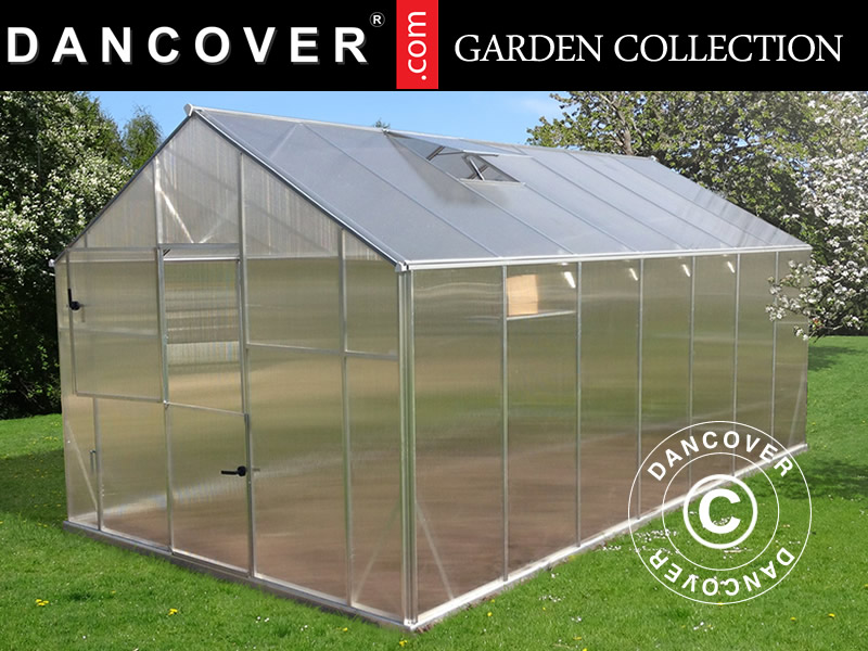 Greenhouse SANUS from Dancover