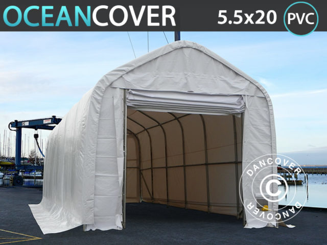 Boat shelters from Dancover