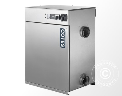 Industrial dehumidifiers from Dancover