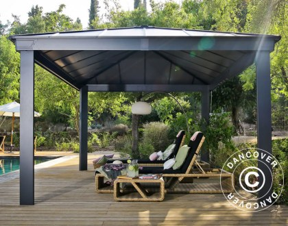 Garden pavilions for many wonderful hours outside