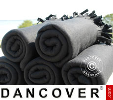 Fleece Blanket (10 pcs.), black