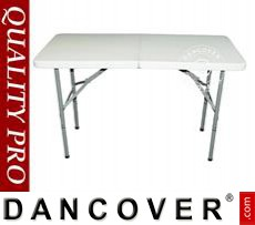 Folding Table 150x72x74 cm, Light grey (1 pc.)