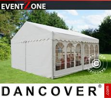Heavy-duty marquees 6x6 m