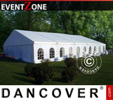 Heavy-duty marquees 10x15 m