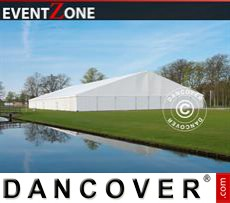 Heavy-duty marquees 18x20 m