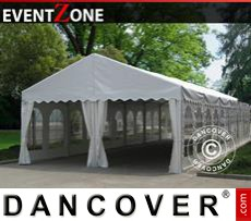 Heavy-duty marquees 8x15 m