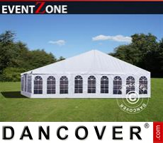 Heavy-duty marquees 9x12 m