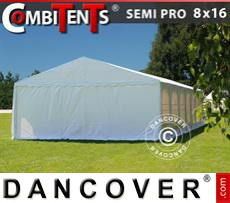 Party Marquee SEMI PRO Plus CombiTents® 8x16 (2.6) m 6-in-1