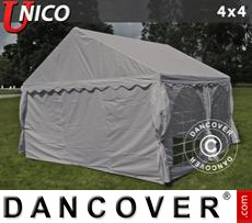 Party Marquee UNICO 4x4 m, Sand