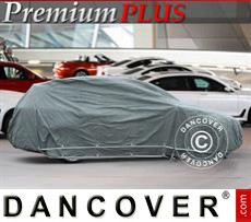 Car Cover Premium Plus, 4,92x1,88x1,52 m, Grey