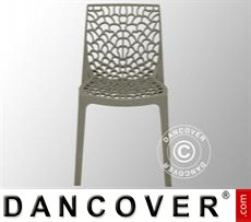 Event Furniture Chair, Gruvyer, Pearl Grey, 6 pcs.