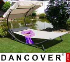 Garden Furniture Sunbed Lazy Single