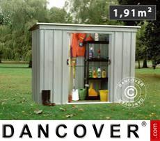 Garden shed 1.98x1.19x1.74 m
