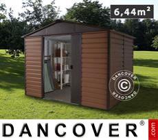 Garden shed 3.03x2.37x2.24 m
