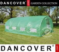 Greenhouse 3x6x2 m, Green