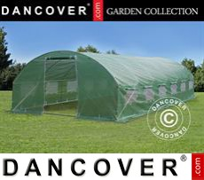 Greenhouse 4x8x2 m, Green