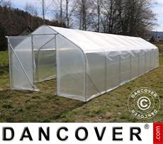 Greenhouse SEMI PRO 4x6.25x2.40 m