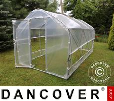 Greenhouse SEMI PRO Plus 4x6.25x2.40 m