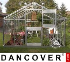 Greenhouse 2.77x3.70x2.57 m, Aluminium