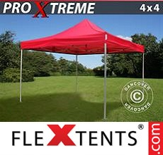 Pop up canopy Xtreme 4x4 m Red