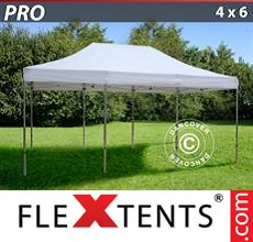 Pop up canopy PRO 4x6 m White