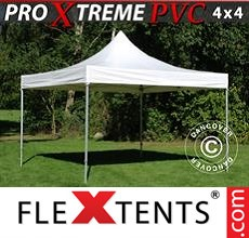 Pop up canopy Xtreme Heavy Duty 4x4 m, White
