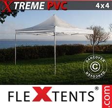 Pop up canopy Xtreme 4x4 m Clear