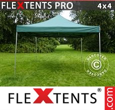 Pop up canopy PRO 4x4 m Green