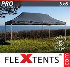 Pop up canopy PRO 3x6 m Grey