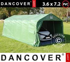 Portable Garage PRO 3.6x7.2x2.68 M PVC, With Ground Cover,
