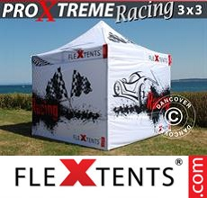 Racing tent PRO Xtreme Racing 3x3 m, Limited edition